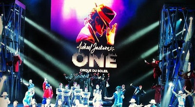 Photo of Theater Michael Jackson ONE Theater at 3950 Las Vegas Blvd S, Las Vegas, NV 89119, United States