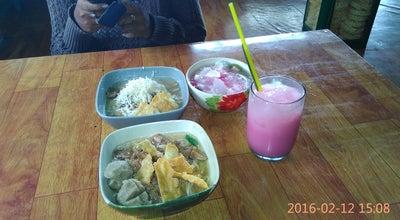 "Photo of Ramen / Noodle House Mie Ayam Jamur & Bakso ""Bidut"" at Perempatan Manding Ringroad Bantul, Bantul, Indonesia"