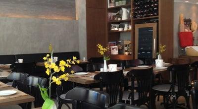 Photo of Italian Restaurant Alessandro & Frederico Café at R. Garcia D'ávila, 134 Lj.d, Rio de Janeiro 22421-010, Brazil