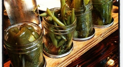 Photo of Southern / Soul Food Restaurant Jacob's Pickles at 509 Amsterdam Ave, New York, NY 10024, United States
