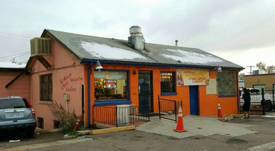 Photo of Mexican Restaurant Taqueria La Calle at 1565 W Alameda Ave, Denver, CO 80223, United States