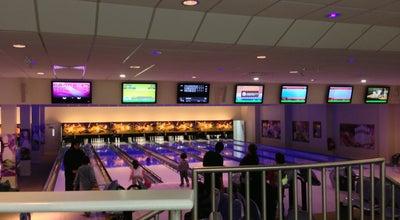 Photo of Bowling Alley Dhahran Bowling Alley at Dhahran, Saudi Arabia