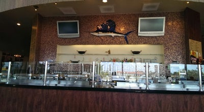 Photo of Middle Eastern Restaurant Sayad Mediterranean Grill at 12225 Westheimer Rd, Houston, TX 77077, United States