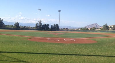 Photo of Baseball Field Arroyo Grande Sports Complex (Softball Fields) at 298 Arroyo Grande Blvd, Henderson, Nv 89074, Henderson, NV 89074, United States