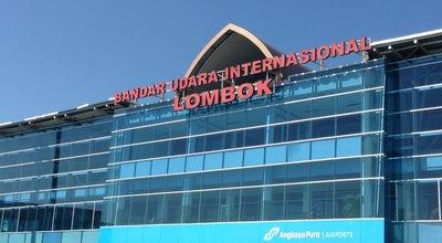 Photo of Airport Lombok International Airport (LOP) at Jalan Raya Sengkol, Lombok Tengah, Indonesia