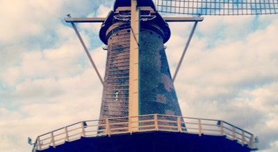 Photo of Monument / Landmark Molen De Roos at Phoenixstraat 111-112, Delft 2611 AK, Netherlands