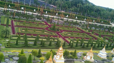 Photo of Botanical Garden สวนนงนุช (Nong Nooch Garden & Resort) at 34/1 Moo 7, Sattahip 20250, Thailand