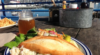 Photo of American Restaurant Fish Restaurant at 350 Harbor Dr, Sausalito, CA 94965, United States