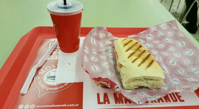 Photo of Burger Joint Mostaza at Av. Avalos 800 [loc. 5], Resistencia, Argentina