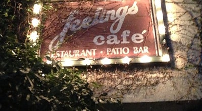 Photo of Restaurant Feelings Cafe at 2600 Chartres St, New Orleans, LA 70117, United States