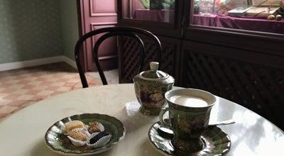 """Photo of Tea Room Музей кафе """"У Пятницких"""" at Ул. Пушкина, 2, Коломна, Russia"""