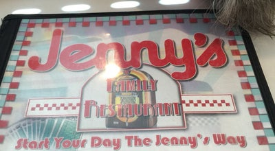 Photo of Diner Jenny's Family Restaurant at 1675 N Perris Blvd, Perris, CA 92571, United States