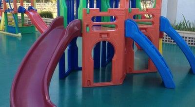 Photo of Playground Playground at Pateo Catalunya, São Caetano do Sul 09572-200, Brazil