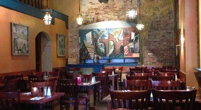 Photo of Middle Eastern Restaurant Cafe Jaffa at 48 Gloucester St, Boston, MA 02115, United States