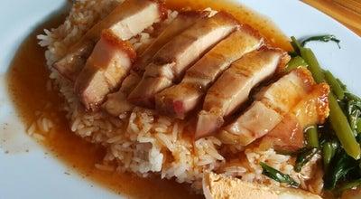 Photo of Diner แม่ปอง ข้าวหมูแดง หมูกรอบ ขาหมู at Thailand