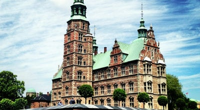 Photo of Palace Rosenborg Slot at Øster Voldgade 4a, Copenhagen 1350, Denmark