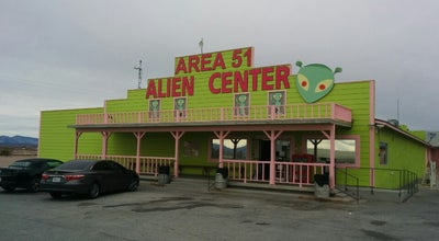 Photo of Monument / Landmark The Top Secret Area 51 at United States