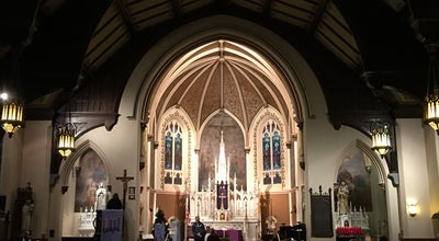 Photo of Church St Mark's Church at 401 Woodward Ave, Buffalo, NY 14214, United States
