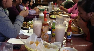 Photo of Mexican Restaurant El Palmar at 203 W Harden St, Graham, NC 27253, United States