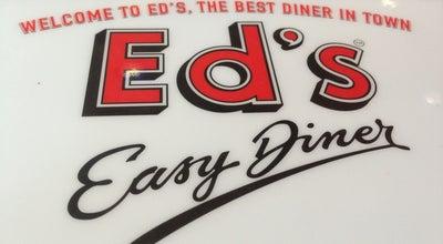 Photo of Diner Ed's Easy Diner at Gloucester GL1 5SH, United Kingdom