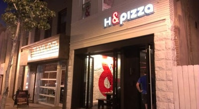 Photo of Pizza Place &pizza at 1118 H St Ne, Washington, DC 20002, United States