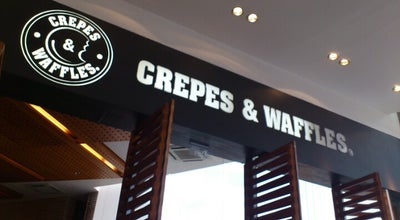 Photo of Dessert Shop Crepes & Waffles at Condado Shopping, Ecuador