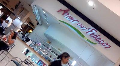 Photo of Dessert Shop Amor aos Pedaços at Grand Plaza Shopping, Santo André 09080-500, Brazil