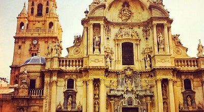 Photo of Church Catedral de Murcia at Plaza Belluga, Murcia, Spain