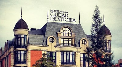 Photo of Hotel Silken Ciudad de Vitoria at C/ Portal De Castilla, 8, Vitoria-Gasteiz 01008, Spain