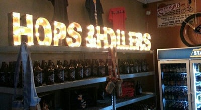 Photo of Beer Garden Hops and Hollers Craft Beer Store and Taproom at 937 N Central St, Knoxville, TN 37917, United States