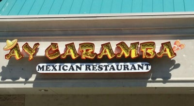 Photo of Mexican Restaurant Ay Caramba at 1300 N 40th Ave, Yakima, WA 98908, United States