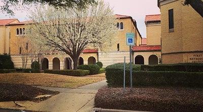 Photo of Church First united methodist church at 400 N Fredonia St, Longview, TX 75601, United States