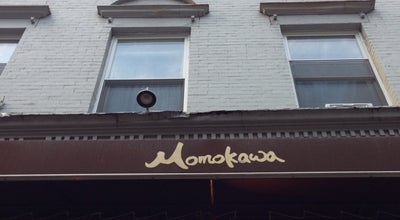 Photo of Japanese Restaurant Momo Kawa at 157 E 28th St, New York, NY 10016, United States
