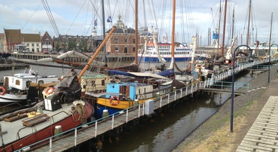 Photo of Harbor / Marina Huidstudio Harlingen at Bildtstraat 13, Harlingen 8861 SN, Netherlands