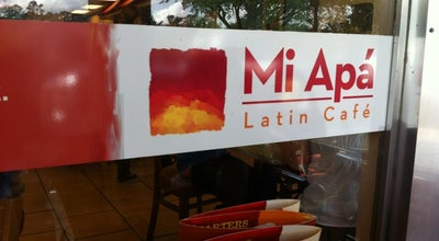 Photo of Latin American Restaurant Mi Apá Latin Café at 114 Sw 34th St, Gainesville, FL 32607, United States