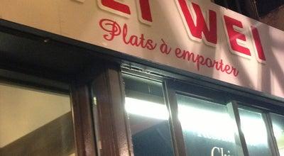 Photo of Asian Restaurant Mei Wei at 4 Rue De La Rôtisserie, Tours 37000, France