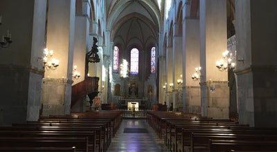Photo of Church Cathédrale Notre-Dame at Place Notre Dame, Grenoble 38000, France