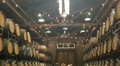 Photo of Winery Saintsbury at 1500 Los Carneros Ave, Napa, CA 94559, United States