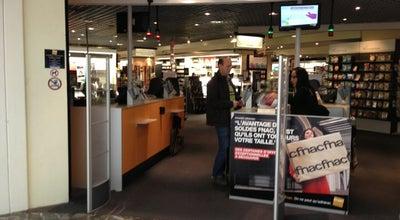Photo of Bookstore Fnac Balexert at Avenue Louis-casaï 27, Geneva 1209, Switzerland