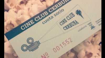 Photo of Indie Movie Theater Cineclub Pedro Cerbuna at Calle Domingo Miral S/n, Zaragoza 50009, Spain