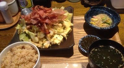 Photo of Japanese Restaurant 沖縄ごはん くくる食堂 at 逗子4-1-21, 逗子市, Japan