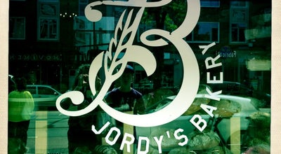 Photo of Bakery Jordy's Bakery at Nieuwe Binnenweg  97a, Rotterdam 3014 GG, Netherlands