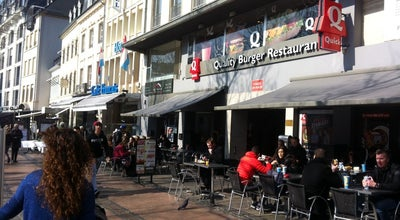 Photo of Burger Joint Quality Burger Restaurant at Luxembourg