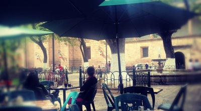 Photo of Cafe Casona De Las Rosas at Santiago Tapia 331, Morelia 58000, Mexico