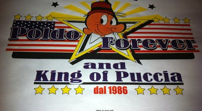 Photo of Italian Restaurant Poldo Forever at Via Lama, 105, Taranto 74122, Italy