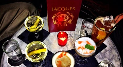 Photo of French Restaurant Jacques 1534 at 20 Prince Street, New York City, NY 10012, United States