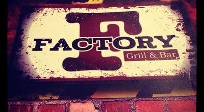 Photo of American Restaurant Factory Grill and Bar at Av. Melchor Urquidi, Bolivia