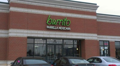 Photo of Mexican Restaurant Burrito Parrilla Mexicana at 2770 S Highland Ave, Lombard, IL 60148, United States