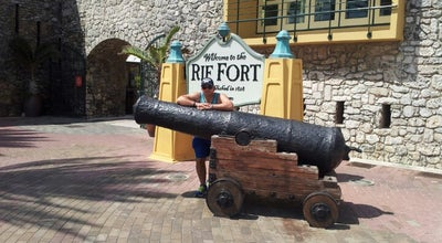 Photo of Historic Site Rif Fort at Gouverneur Van Slobbeweg Zn, Willemstad, Curacao