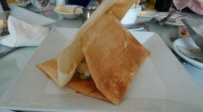 Photo of French Restaurant Le Petit Cafe Of Dania at 3308 Griffin Rd, Fort Lauderdale, FL 33312, United States